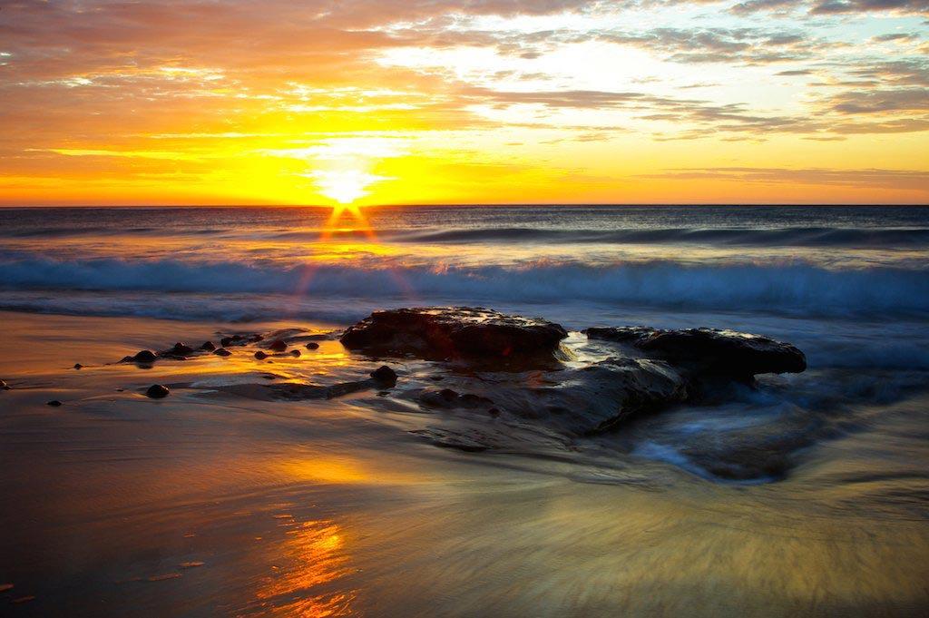 Bulli Sunrise - Bulli, NSW, Australia