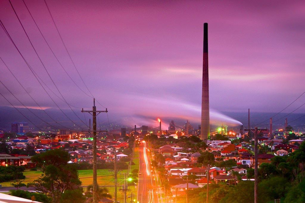 Final Days - Hill 60, Port Kembla, NSW, Australia