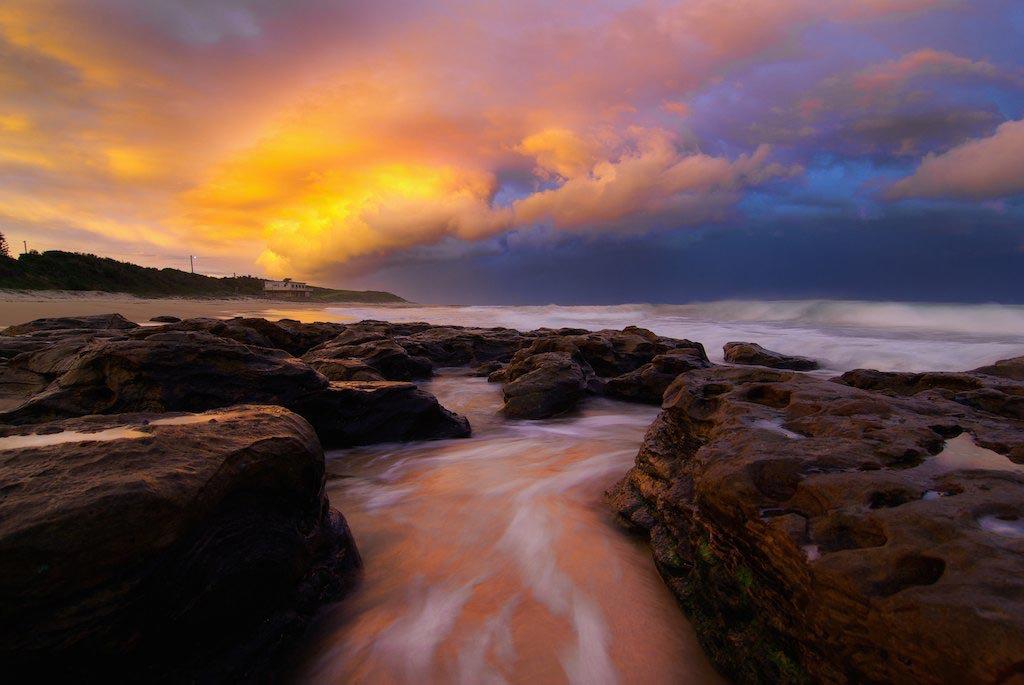 The Front - Bulli, NSW, Australia