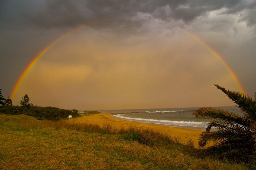Sandon Point Rainbow - Bulli, NSW, Australia