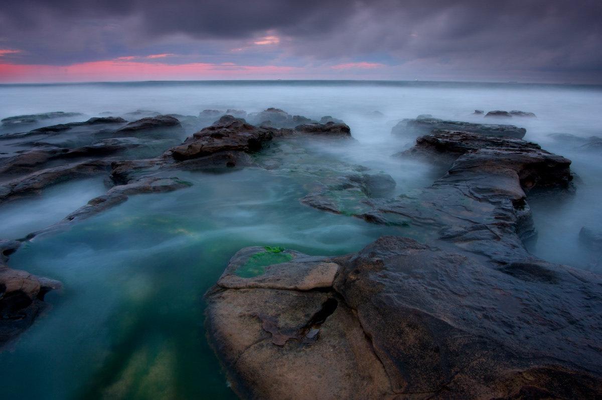 Reef Rocky Mist II - Sandon Point Beach, Bulli