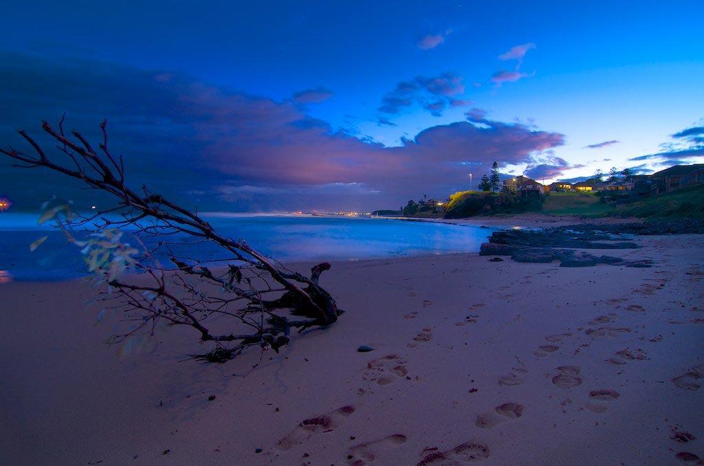 Coledale Twilight - Coledale Beach, NSW, Australia
