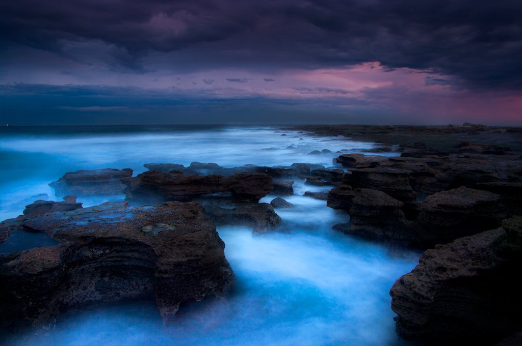 Coalcliff Storm - Coalcliff, NSW, Australia