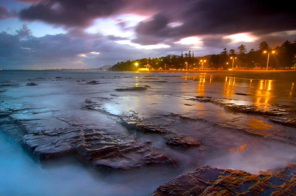 Austinmer Reflections - Austinmer Beach, NSW, Australia