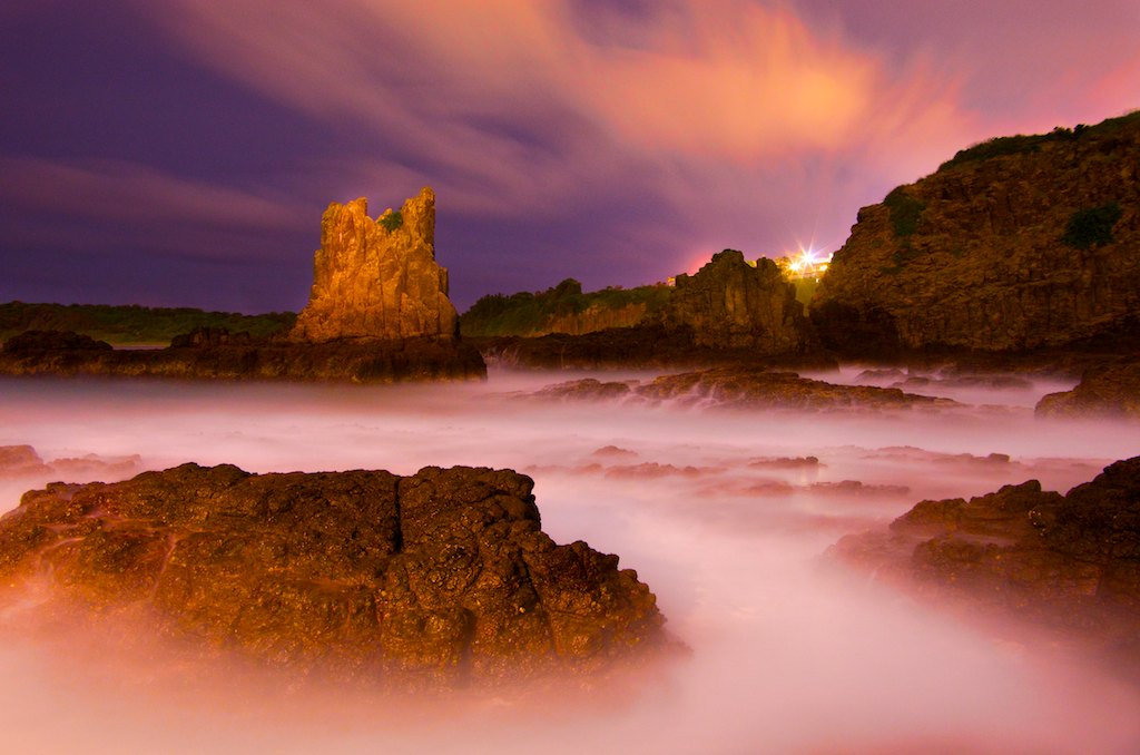 Cathedral Rocks III - Kiama Downs, NSW, Australia