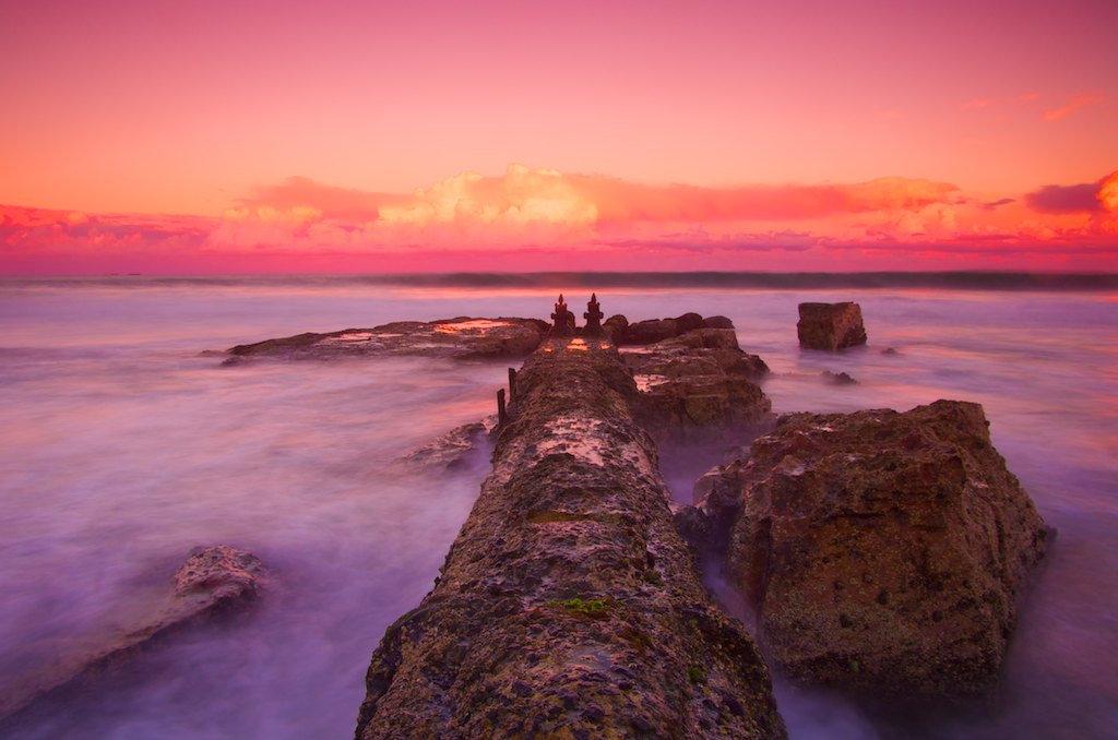 Thirroul Pumphouse Sunrise - Thirroul, NSW, Australia