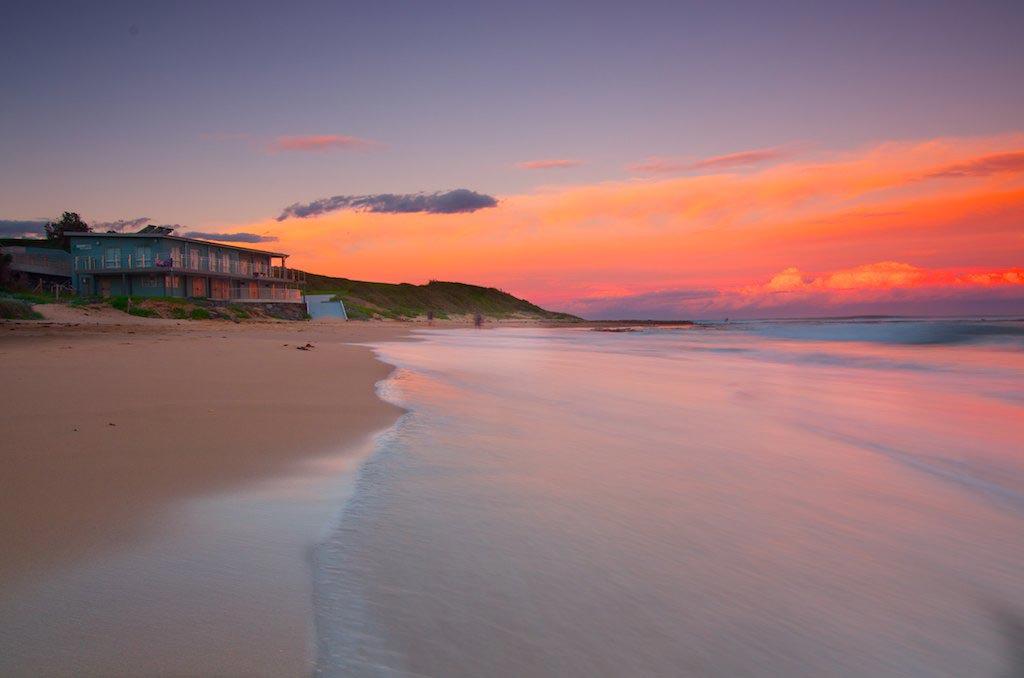 Sandon Point SLC - Sandon Point Beach, Bulli, NSW, Australia