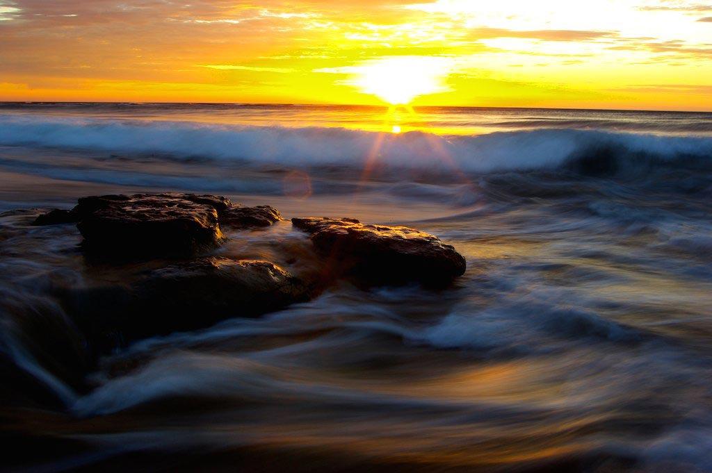 Bulli Sunrise II - Bulli, NSW, Australia